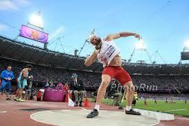 Lanzamiento de Peso Olímpico: 4.Hombres